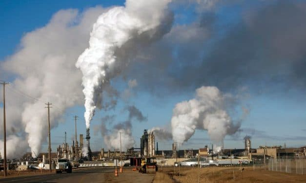 Canada behind US in cutting carbon emissions, must match words with action, OECD warns