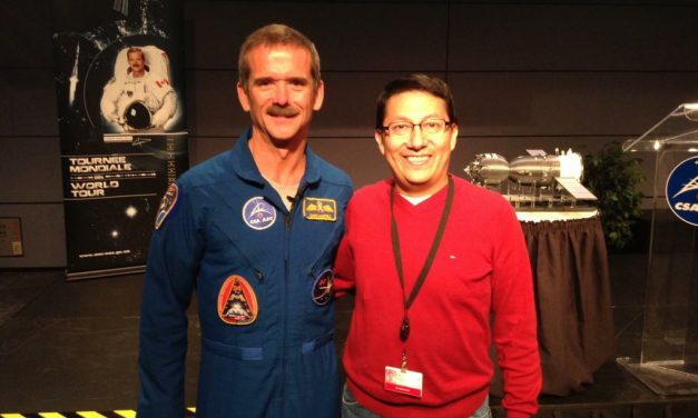 José Miguel Ramírez Olivos: A Journey from the Heart of Mexico to the Canadian Space Agency