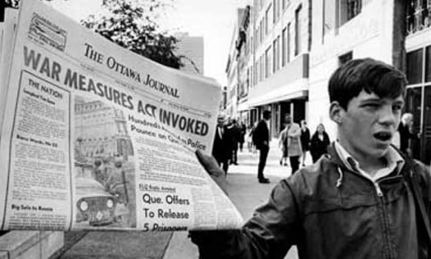 Octubre de 1970: la crisis que conmocionó a Canadá