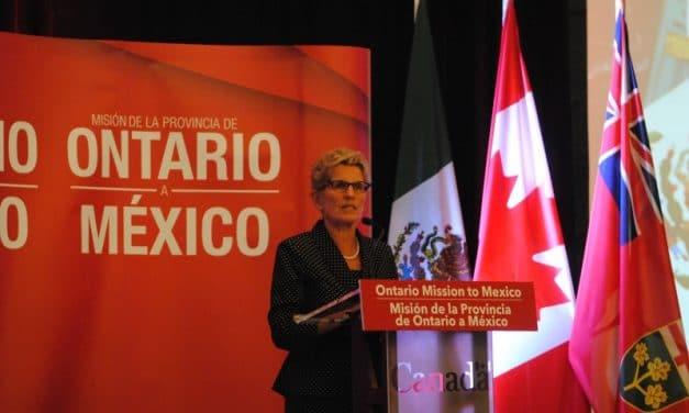 La relación comercial entre Ontario y México: razones para el optimismo