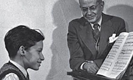 Alberto García Guerrero, el chileno que formó a Glenn Gould