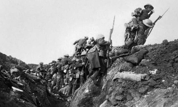 Canadá y la Primera Guerra Mundial, el origen de la 'red poppy'