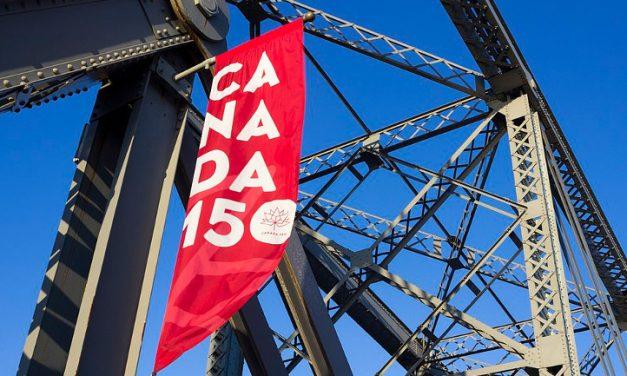Canadá 150, partida en dos
