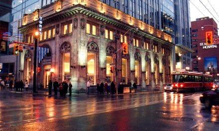 Queen and Yonge, Toronto
