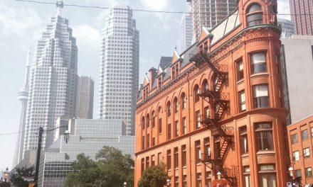 The Gooderham Building, Toronto