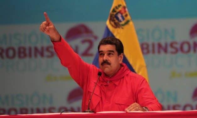 Canadá impone sanciones a Maduro y a otros 39 altos cargos venezolanos