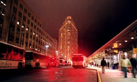 Union Station Bus Terminal, Toronto