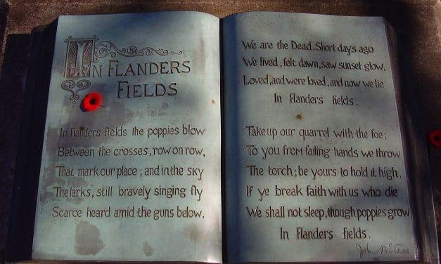 Remembrance Day: mi conmemoración favorita en Canadá