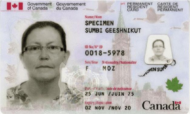 ¿Cómo regresar a Canadá si se tiene la Tarjeta de Residencia vencida?