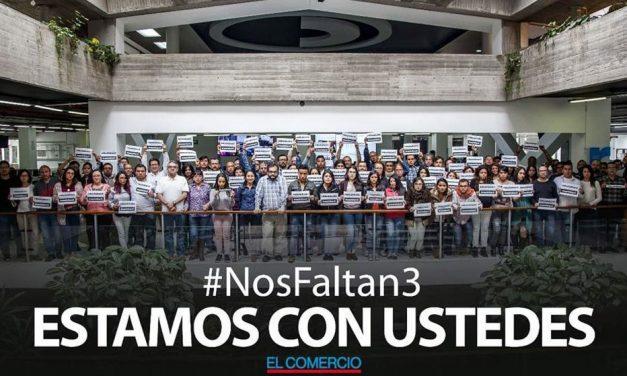 <span style='font-size:13px;'>GLOBAL VOICES</span><br> #NosFaltan3: ¿Puede el proceso de paz en Colombia trasladar la violencia a Ecuador?