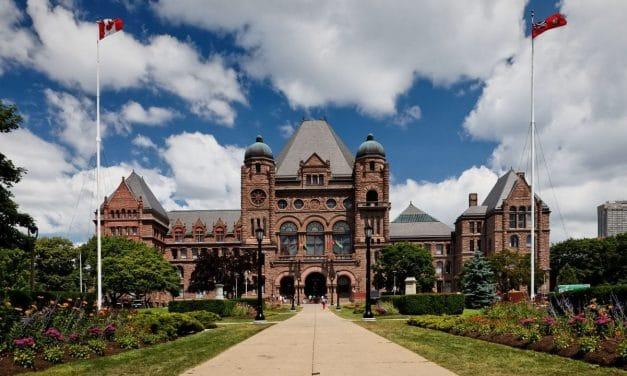 <span style='font-size:13px;'>ELECCIONES ONTARIO 2018</span><br> La estrella de las elecciones de Ontario: el sistema electoral del sufragio directo