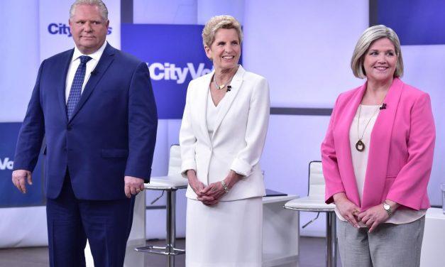 <span style='font-size:13px;'>ELECCIONES ONTARIO 2018</span><br> Tres candidatos en pugna por el sillón de mando en Queen's Park