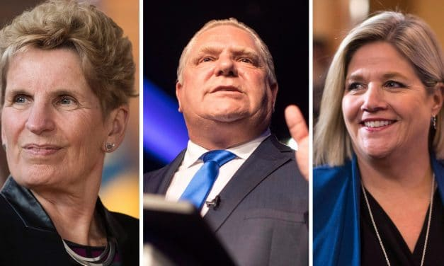 <span style='font-size:13px;'>ELECCIONES ONTARIO 2018</span><br> Ontario elige nuevo gobierno el 7 de junio en unas elecciones marcadas por la economía