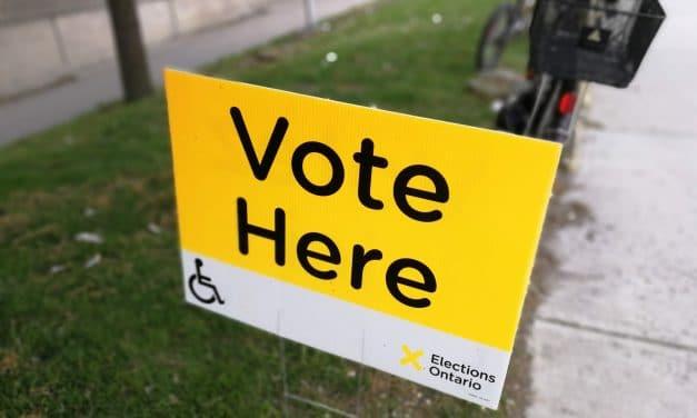Por qué los latinos debemos votar en estas elecciones provinciales de Ontario