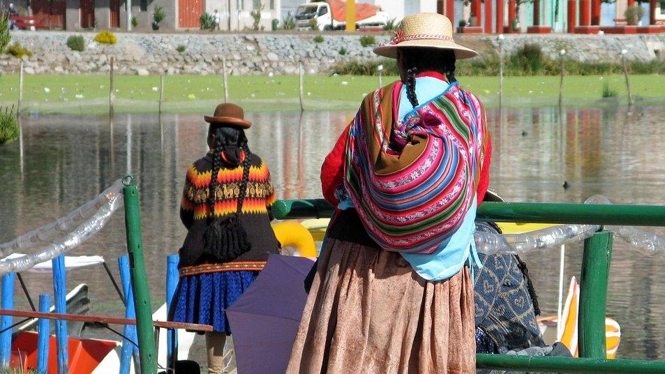 Mujeres en Perú