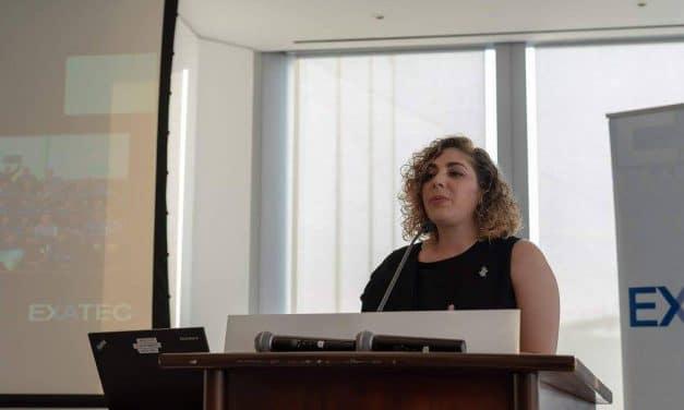 """Marcela Chein: """"Los miembros de EXATEC queremos mostrar nuestra capacidad para aportar valor a Canadá"""""""