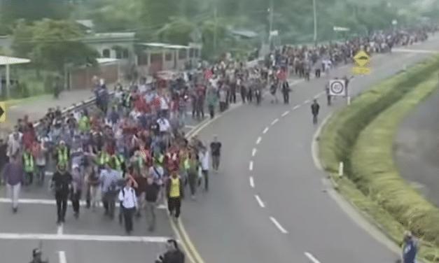 La caravana de refugiados centroamericanos, un reto para las leyes migratorias norteamericanas