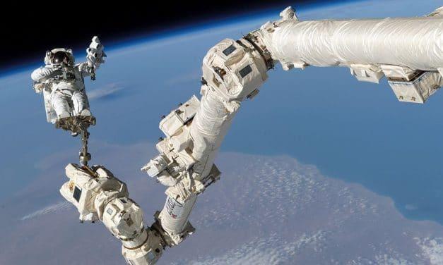 Canadarm, el brazo canadiense del espacio