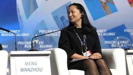 La ejecutiva de Huawei iba a viajar a México cuando fue detenida en Vancouver