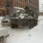 El día que Toronto tuvo que pedir ayuda al Ejército para combatir la nieve