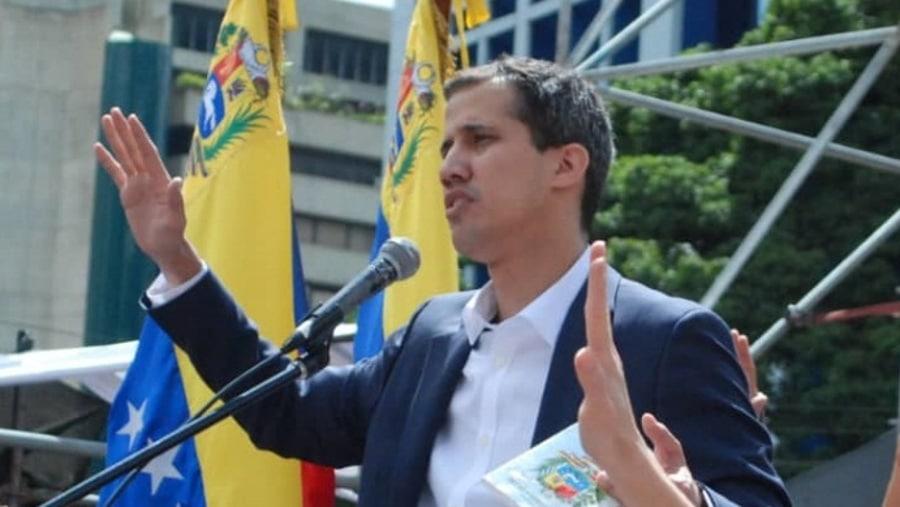 Juan Guaido Venezuela