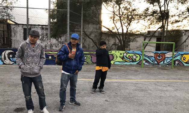 Por las calles de Monterrey: una luz en un mundo sombrío